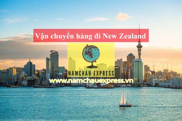 chuyển hàng đi New Zealand