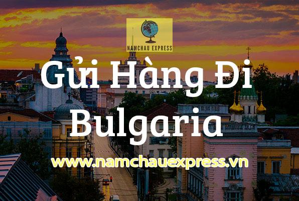 Dịch vụ gửi hàng đi Bulgaria giá rẻ